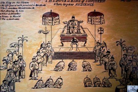 Bài 34: Chuyện cũ trong phủ chúa trịnh