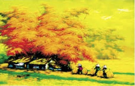 Phân tích bài thơ Mùa Xuân Chín