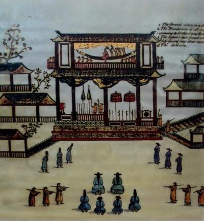 Phân tích Vào phủ chúa Trịnh