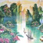 Bài thơ Thề Non Nước