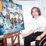Kể về một người họa sĩ vẽ tranh lớp 3