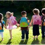 Kể về ngày đầu tiên đến trường của em