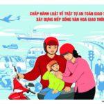 Tuổi trẻ học đường góp phần giảm thiểu tai nạn giao thông