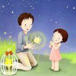 Phân tích bài thơ Nói với con của Y Phương