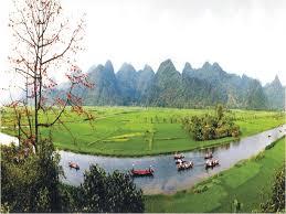 Bài ca phong cảnh Hương Sơn