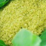 Một thứ quà của lúa non: Cốm của Thạch Lam