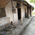 Nhà nho vui cảnh nghèo của Nguyễn Công Trứ