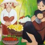 Trong lòng mẹ, những rung động của một tâm hồn trẻ dại