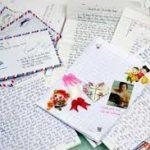 Viết thư cho chú ở nước ngoài kể về tình hình gia đình