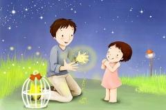 Cảm nhận về bài thơ Nói với con của Y Phương