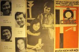 Phân tích đoạn trích cảnh 3 vở kịch Tôi và chúng ta của Lưu Quang Vũ