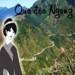 Qua đèo ngang củaBà Huyện Thanh Quan
