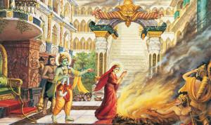 Soạn bài Ra-Ma buộc tội của Van-mi-ki