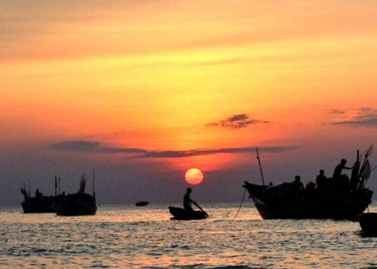 Soạn bài đoàn thuyền đánh cá