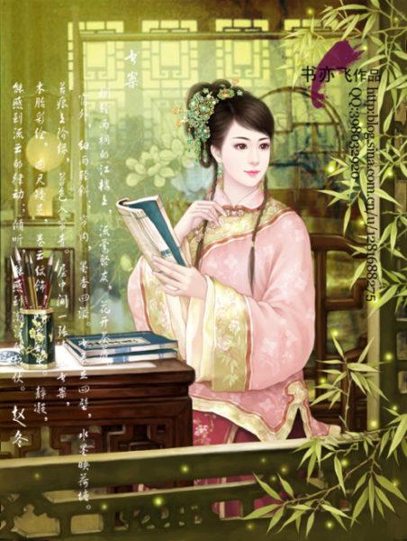 Soạn bài nỗi oán của người phòng khuê của Vương Xương Linh