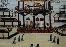Tóm tắt chuyện cũ trong phủ chúa Trịnh