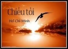 Cảm nhận về bài thơ Chiều tối (Mộ) của Hồ Chí Minh