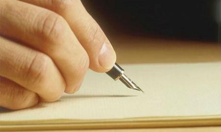 Hãy viết thư gửi một người thân đang ở xa