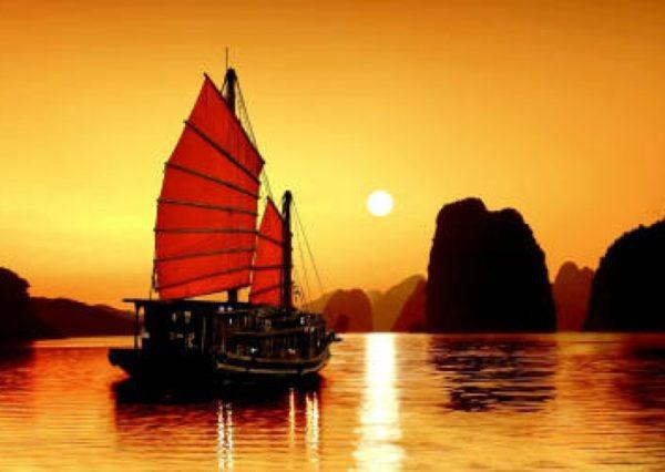 Luyện tập tả cảnh sông nước (Vịnh Hạ Long)