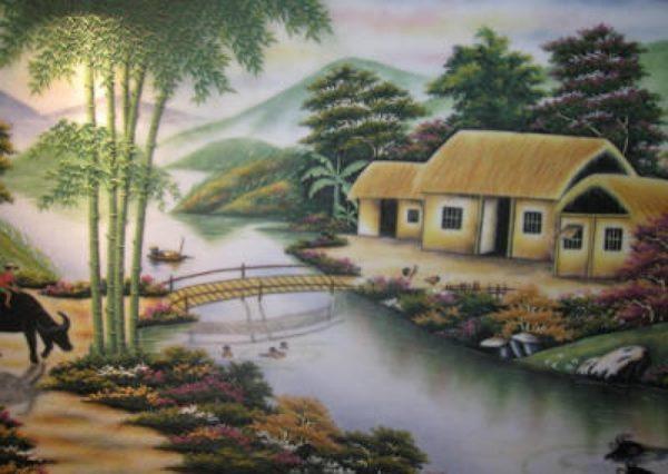 Phân tích bài thơ dọn về làng của Nông Quốc Chấn
