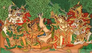 Đề bài: Phân tích tác phẩm Ra-Ma buộc tội(Trích Ra-ma-ya-na - sử thi Ấn Độ)