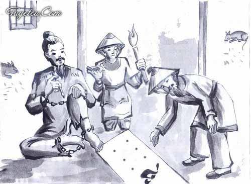 Phân tích tác phẩm Chữ người tử tù