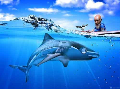 Soạn bài ông già và biển cả