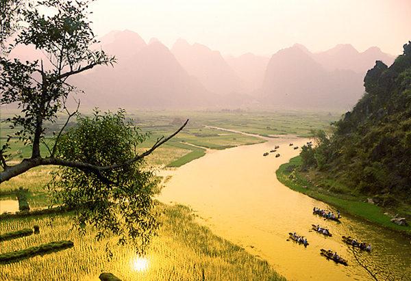 Soạn văn bài ca phong cảnh Hương Sơn