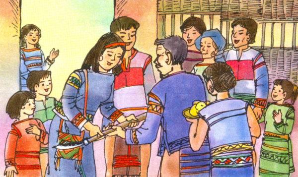 Soạn bài: Tập đọc Buôn Chư Lênh đón cô giáo