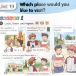Unit 19: Which Place Would You Like To Visit?