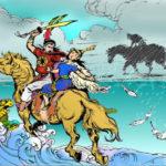Soạn bài: Truyện An Dương Vương và Mị Châu - Trọng Thủy