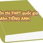 Đề thi thử THPT Quốc Gia môn Tiếng Anh trường Hoàng Quốc Việt, Yên Bái