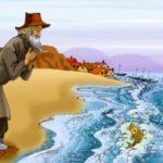 Soạn bài: Ông lão đánh cá và con cá vàng