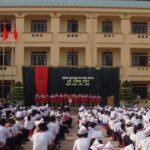 Đề thi thửmôn HóaTHPT Đặng Thai Mai, Hà Nội