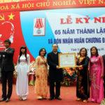 Đề thi thửmôn HóaTHPT Trần Phú, Vĩnh Phúc - Đề 2