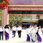 Đề thi thửTrường THPT Quỳnh Lưu 1, Nghệ An (Lần 1)