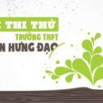 Đề thi thửmôn HóaTHPT Trần Hưng Đạo, Hải Dương (Lần 3)