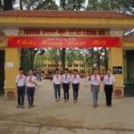 Đề thi thửmôn HóaTHPT Trung Giã, Hà Nội (Lần 2) - Đề 1