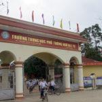 Đề thi thửmôn SinhTHPT Nguyễn Văn Cừ, Bắc Ninh