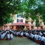 Đề thi thửmôn SinhTHPT Thuận Thành số 2, Bắc Ninh (Lần 1)