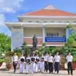 Đề thi thửmôn SinhTHPT Trần Hưng Đạo, TP. Hồ Chí Minh - Đề 1