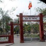 Đề thi thửTHPT Hai Bà Trưng, Thừa Thiên Huế - Đề 1