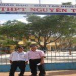 Đề thi thửTHPT Nguyễn Trường Tộ, Bình Định - Đề 1