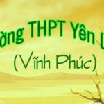 Đề thi thử THPT Quốc gia năm 2017 môn Sinh học trường THPT Yên Lạc, Vĩnh Phúc (Lần 3) - Đề 2
