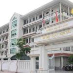 Đề thi thử THPT Quốc giaTHPT chuyên Đại học Vinh