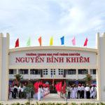 Đề thi thử THPT chuyên Nguyễn Bỉnh Khiêm (Lần 2) - Đề 2