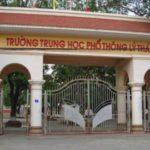 Đề thi thử THPT Quốc giaTHPT Lý Thái Tổ, Bắc Ninh (Lần 3)