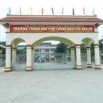 Đề thi thử THPT Quốc giaTHPT Nguyễn Văn Cừ, Bắc Ninh
