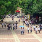 Đề thi thử THPT Quốc gia THPT Thuận Thành số 2, Bắc Ninh (Lần 1)