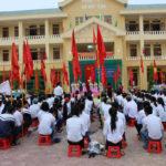 Đề thi thửmôn SinhTHPT Cù Huy Cận, Hà Tĩnh (Lần 1)